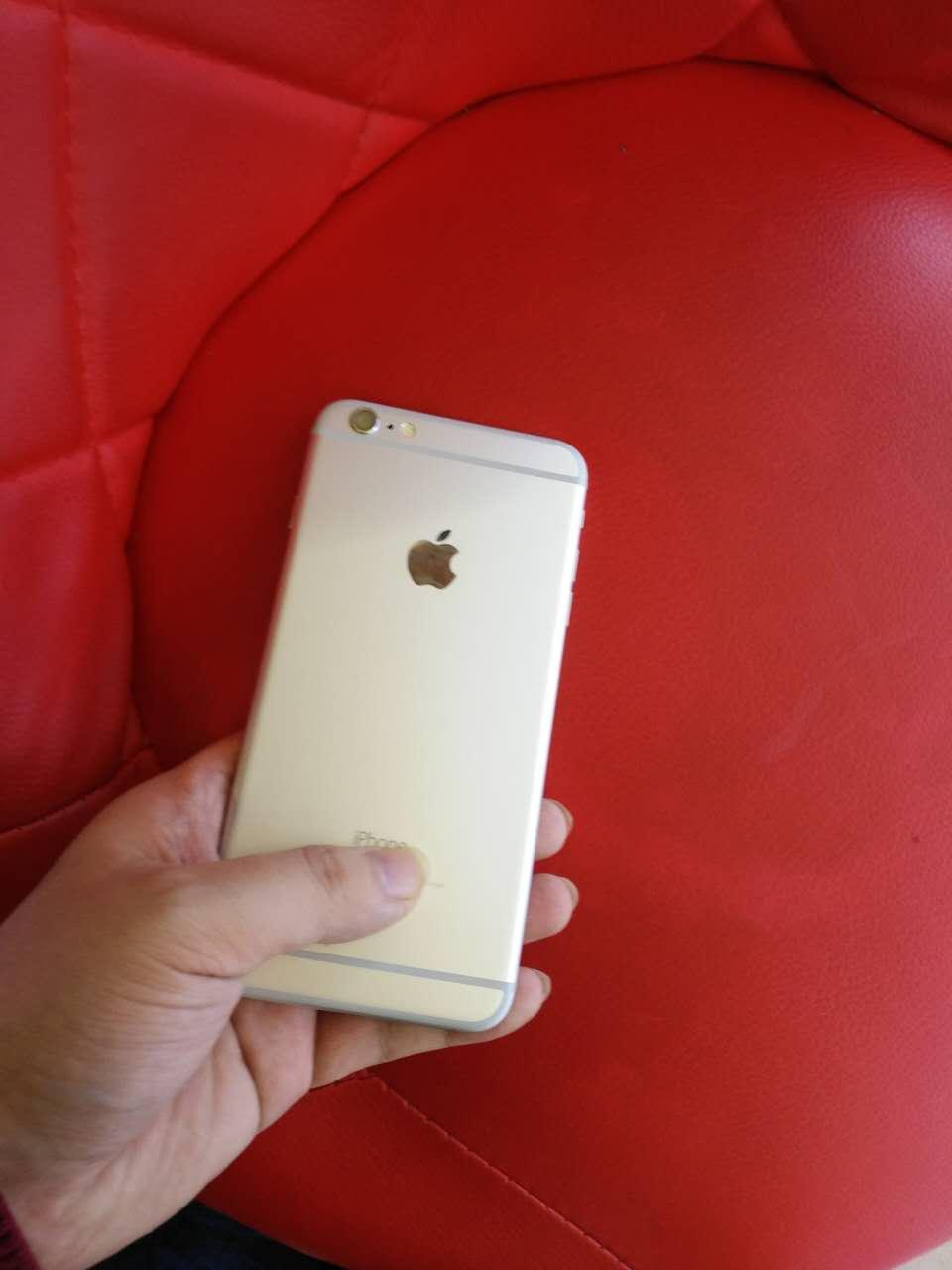 苹果6p白色16g9.9成新无拆无修2..