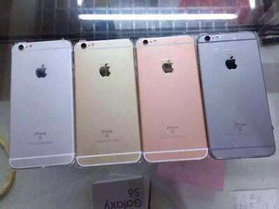 苹果6S原封国行